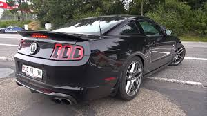 year shelby mustang ford shelby mustang gt500 svt engine start up acceleration
