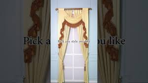 affordable custom made luxury window treatment from ulinkly com