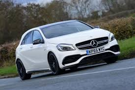 mercedes a class 45 amg mercedes amg a45 2016 review auto express