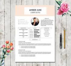 modern stylish template resume template for word cover letter