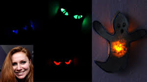 diy halloween decorations how to make recycling scary eyes and