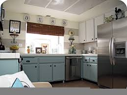 awesome modern vintage kitchen for home decorating concept with