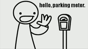 Asdf Movie Memes - hello parking meter asdfmovie know your meme