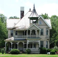 the queen anne style i w p buchanan house in lebanon tennessee