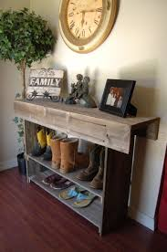 Wood Entry Table Rustic Wood Entry Table Coma Frique Studio A267ded1776b