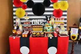 mickey mouse party ideas mickey mouse birthday