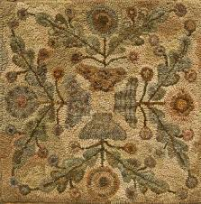 Primitive Hooked Rugs 962 Best Primitive Hooked Rugs Images On Pinterest Primitive