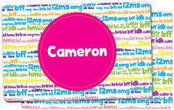 kids placemats personalized kids placemats laminated in plastic