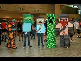minecraft costumes best new minecraft costumes 2015 cool awesome costumes xbox pc