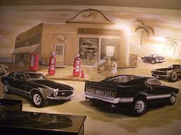 hand painted graphics sidneytheartist wall mural