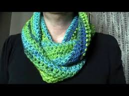 broomstick lace infinity scarf how to crochet a scarf broomstick lace infinity scarf free