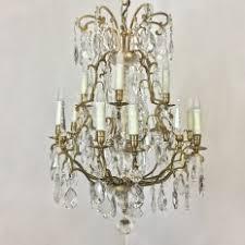 Brass Antique Chandelier Antique Chandeliers Antique Lighting Inessa Stewart U0027s Antiques