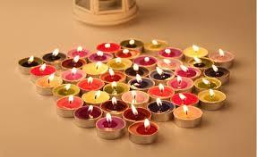 small tea light candles colorful small tea light candles elegant decorative tea light