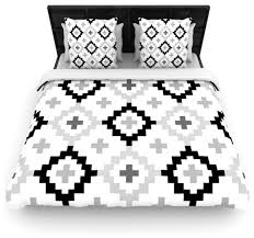 Geometric Duvet Cover Pellerina Design