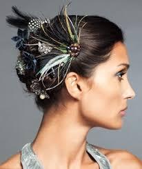feather hair accessories 25 beste ideeën veer haarstukken op veer haar