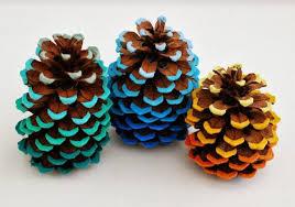 15 beautiful pine cone crafts to make stunning home decor