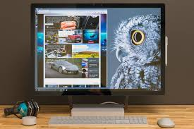 Studio Monitor Desk by Microsoft Surface Studio Review Need It Or Not You U0027re Going To