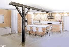dessiner une cuisine en perspective lovely cuisine en perspective ideas iqdiplom com