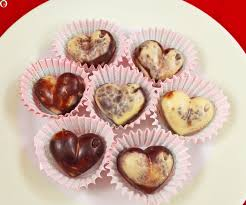 chocolate s day vegan marble chocolates for s day myhealthydessert