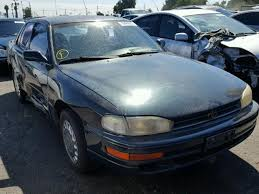 1993 toyota camry for sale jt2vk12e3p0171794 1993 green toyota camry on sale in ca