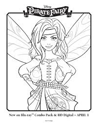 free pirate fairy coloring pages mommy nerd