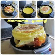 Breakfast Sandwich Toaster Breakfast Sandwiches You U0027ll Love Giveaway Eat Move Make