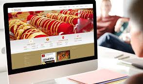 application cuisine วางแผนการตลาด ออกแบบจ ดทำเว บไซต web design กราฟฟ คด ไซน production