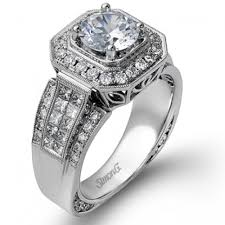 simon g engagement rings simon g collection engagement ring