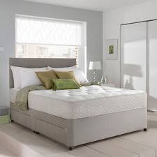 Single Divan Bed With Drawers And Mattress by 3ft Single Divan Beds With Mattresses Ebay