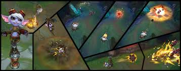 alistar guide league of legends alistar and tristana visual updates nerfplz lol