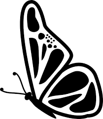 butterfly side view free icon free flat icons free