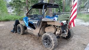 Rubicon Trail Map Arctic Cat Wildcat Sport On The Rubicon Trail