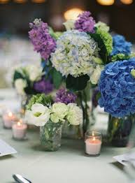 Hydrangea Centerpiece Hydrangea Centerpieces Weddingbee