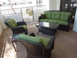interior costco wicker patio furniture sunbrella wicker patio