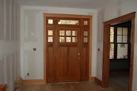 craftsman interior door white interior doors with stained wood trim