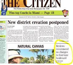Firmette Maps Fdot South Roosevelt Corridor Study Key West Fl