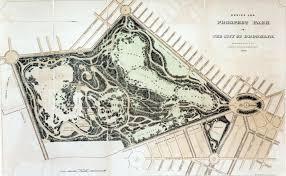 design plans olmsted designed parks nyc parks