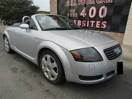 audi tt used used audi tt roadster at the car lot serving omaha