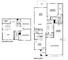 elegant richmond american homes floor plans new home plans design