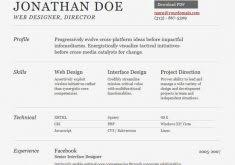 Html Resume Templates Absolutely Ideas Project Manager Resume Templates 11 Click Here To