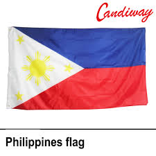 Flag Philippines Picture 90 X 150cm The Philippine National Flag The National Flag Custom