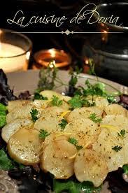 cuisiner topinambour topinambours en salade tiède au citron la cuisine de doria