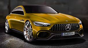 mercedes amg concept mercedes amg gt concept turned into a somewhat more production
