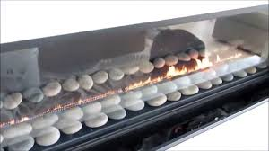 sparks modern fireplace gas valve change out youtube