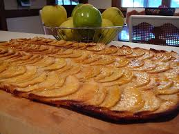 easy thanksgiving dessert apple tart recipe jolly