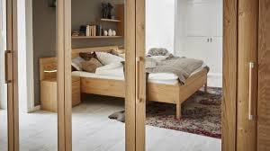 Schlafzimmer Holz Eiche Möbel Berning Interliving Schlafzimmer Serie 1001