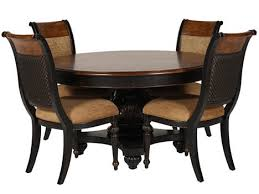 Mathis Brothers Coffee Tables by Hook 779 75 5pc Hooker North Hampton Dining 5pc Table Set