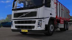 volvo american truck volvo fm 1 24 truck euro truck simulator 2 mods