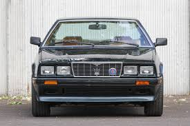classic maserati 1984 maserati biturbo modern classic auto sales