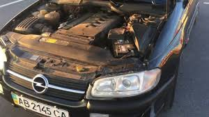 opel bmw opel omega b engine bmw 525 td 2 5 youtube